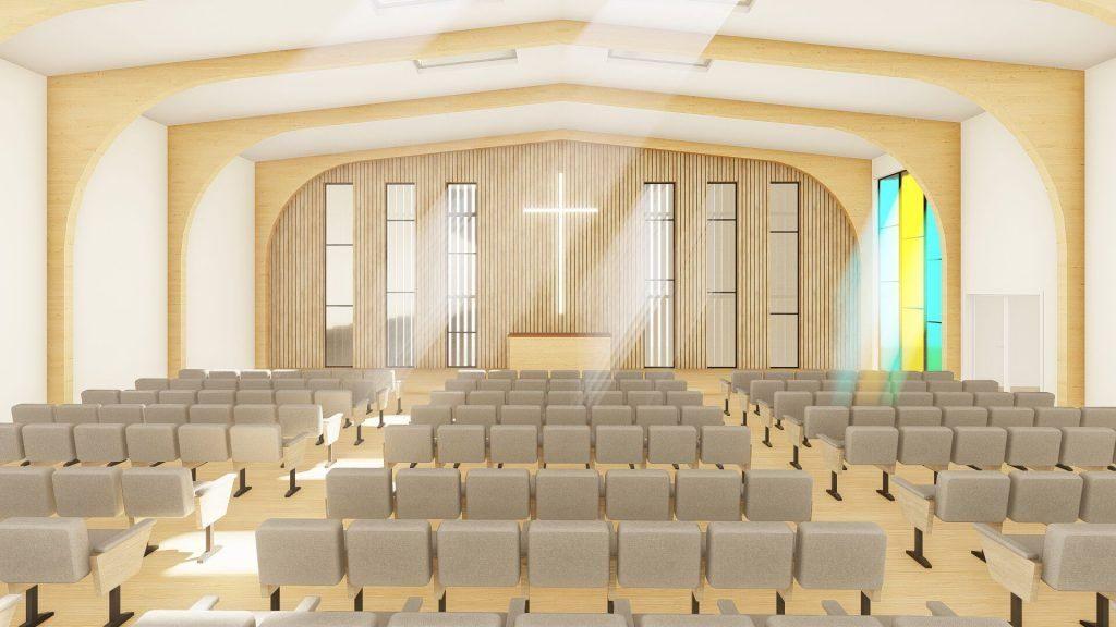 Nunawading Church 2