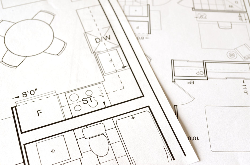 Melbourne Home Building Sketch